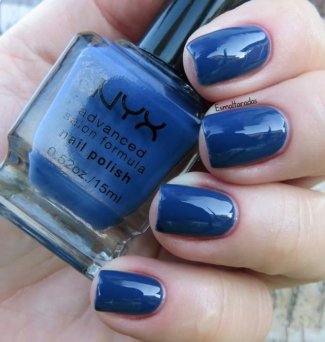 Royal Blue - NYX2
