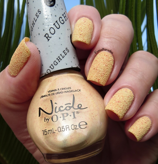 Sand in my shoe - Nicole by OPI4