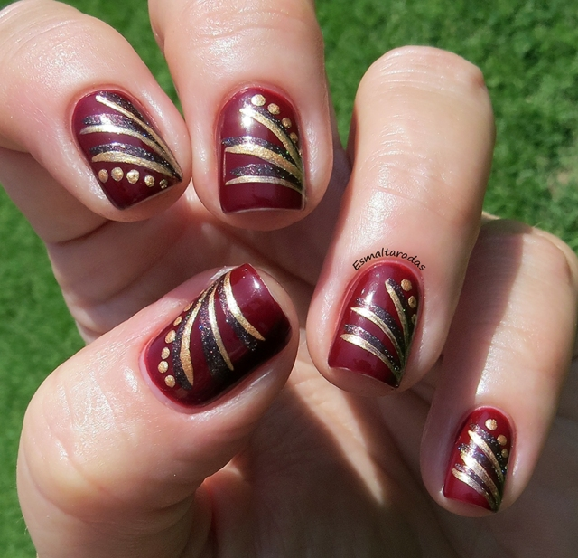 Nail art pincel DNA