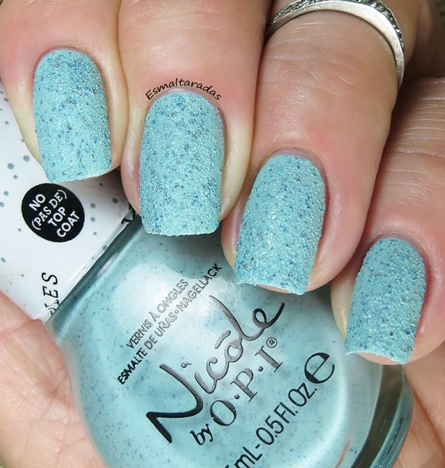 On What Grounds - Nicole by OPI4